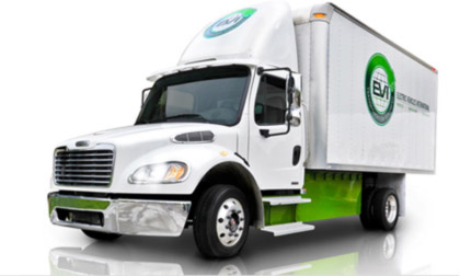 Electric Vehicles International Medium-Duty Truck