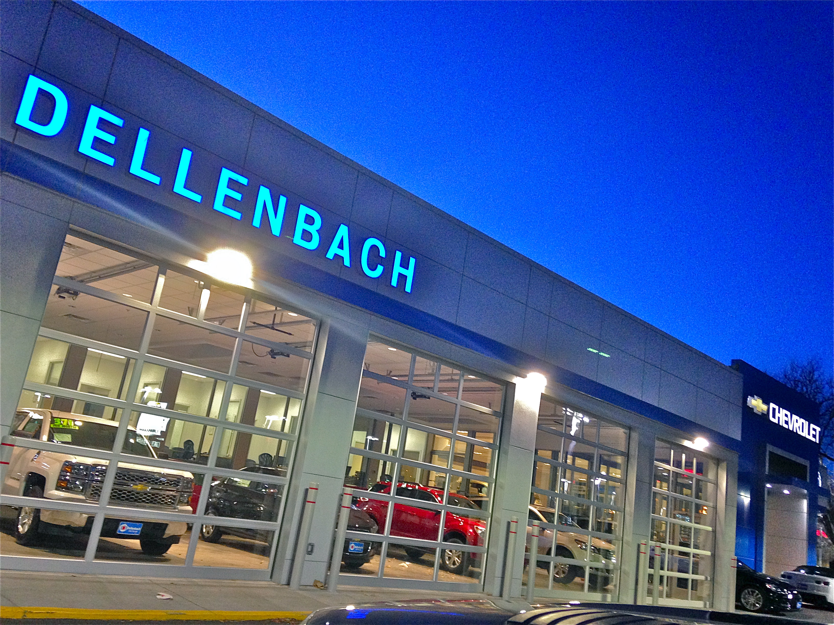 Meet our partner dellenbach motors drive electric for Dellenbach motors used cars