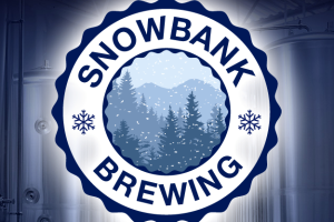 snowbank brewing logo