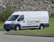 zenith cargo van